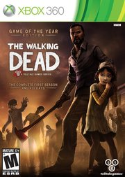 The Walking Dead: The Complete First Season para XBOX 360