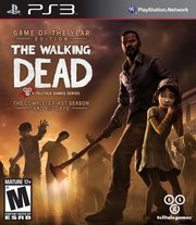 The Walking Dead: The Complete First Season para PS3