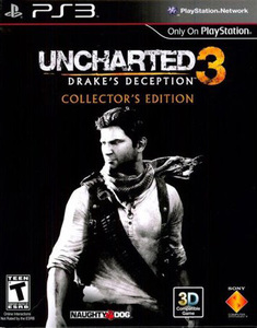 Uncharted 3: Drake's Deception Collector's Edition para PS3