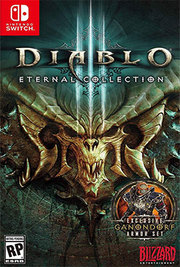 Diablo III Eternal Collection para Nintendo Switch