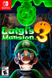 Luigi-s Mansion 3 para Nintendo Switch