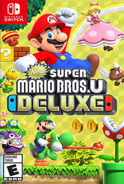 New Super Mario Bros. U Deluxe para Nintendo Switch
