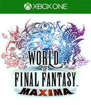 World of Final Fantasy Maxima para Xbox One
