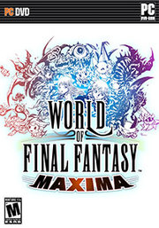 World of Final Fantasy Maxima para PC