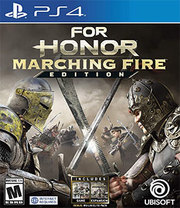 For Honor Marching Fire Edition para PS4