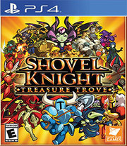 Shovel Knight Treasure Trove para PS4