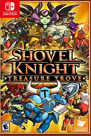 Shovel Knight Treasure Trove para Nintendo Switch