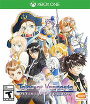 Tales of Vesperia [Definitive Edition] para Xbox One