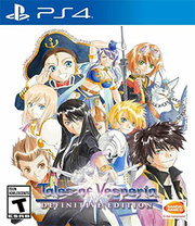 Tales of Vesperia [Definitive Edition] para PS4