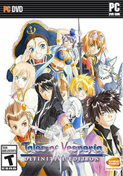 Tales of Vesperia [Definitive Edition] para PC