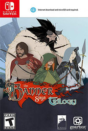 The Banner Saga Trilogy para Nintendo Switch