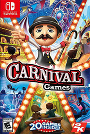 Carnival Games para Nintendo Switch