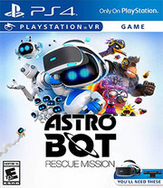 Astro Bot Rescue Mission para PS4