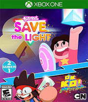 Steven Universe: Save the Light / OK K.O.! Let's Play Heroes 2 Games in 1 para Xbox One