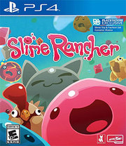 Slime Rancher para PS4