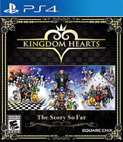 Kingdom Hearts The Story So Far para PS4