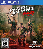 Jagged Alliance Rage para PS4