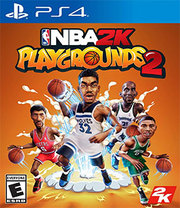 NBA 2K Playgrounds 2 para PS4