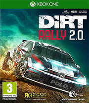 DiRT Rally 2.0 para Xbox One