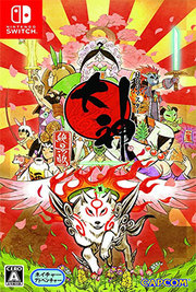 Okami HD para Nintendo Switch