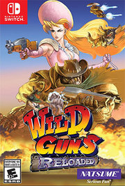 Wild Guns: Reloaded para Nintendo Switch