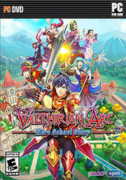 Valthirian Arc Hero School Story para PC