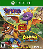 Spyro + Crash Game Bundle para Xbox One