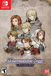 Mercenaries Saga Chronicles para Nintendo Switch