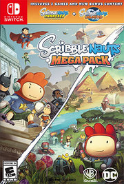 Scribblenauts Mega Pack para Nintendo Switch