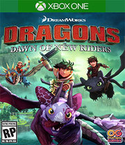 DreamWorks Dragons Dawn of New Riders para Xbox One