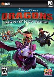 DreamWorks Dragons Dawn of New Riders para PC