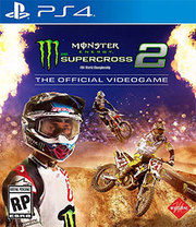 Monster Energy Supercross The Official Videogame 2 para PS4