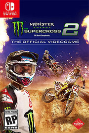 Monster Energy Supercross The Official Videogame 2 para Nintendo Switch