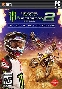 Monster Energy Supercross The Official Videogame 2 para PC