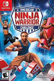 American Ninja Warrior para Nintendo Switch