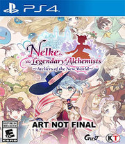 Nelke & the Legendary Alchemists Ateliers of the New World para PS4
