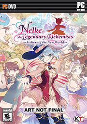 Nelke & the Legendary Alchemists Ateliers of the New World para PC