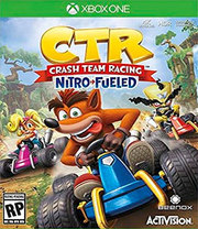 Crash Team Racing Nitro-Refueled para Xbox One