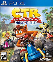 Crash Team Racing Nitro-Refueled para PS4