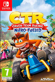Crash Team Racing Nitro-Refueled para Nintendo Switch