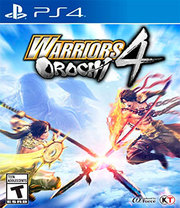 Warriors Orochi 4 para PS4