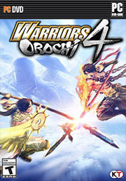 Warriors Orochi 4 para PC