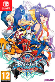 BlazBlue Central Fiction para Nintendo Switch