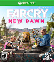 Far Cry New Dawn para Xbox One