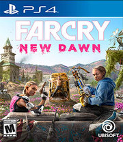 Far Cry New Dawn para PS4