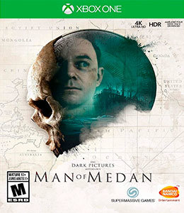 The Dark Pictures - Man of Medan para Xbox One