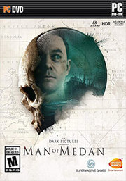 The Dark Pictures - Man of Medan para PC