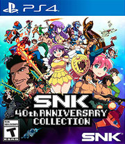 SNK 40th Anniversary Collection para PS4