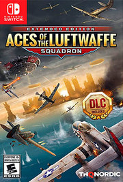 Aces of the Luftwaffe Squadron para Nintendo Switch