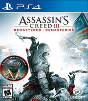 Assassin-s Creed III Remastered para PS4